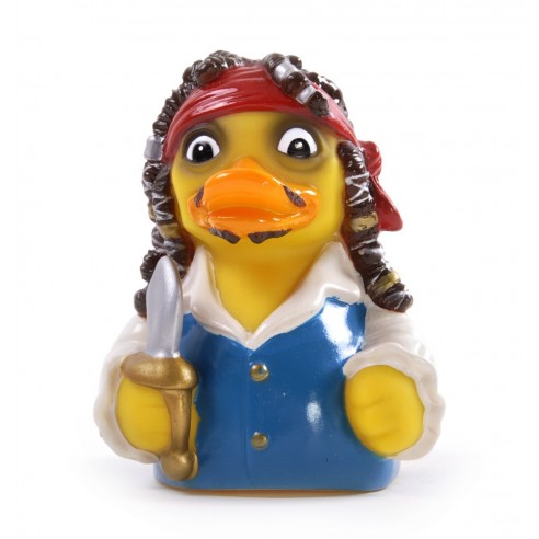 CAPTAIN QUACK MALLARD, PIRATE OF THE QUACKIBBEAN